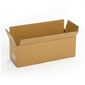 Pratt Recycled Corrugated Cardboard Long Box