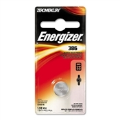 Energizer ® Mercury-Free Watch/Electronic/Specialty Battery