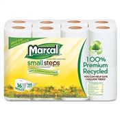 Marcal ® 100% Recycled Two-Ply Bath Tissue